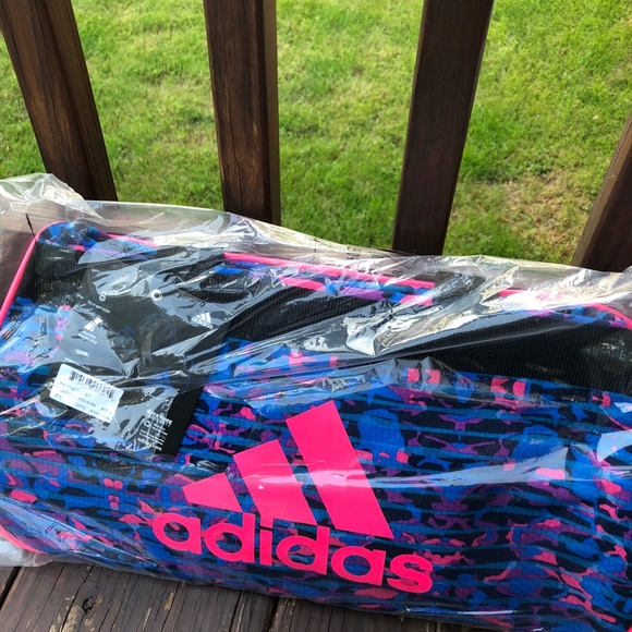 Under Armour Handbags - Adidas Diablo Small Duffel Gym bag —New